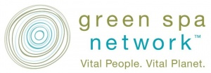 green spa logo
