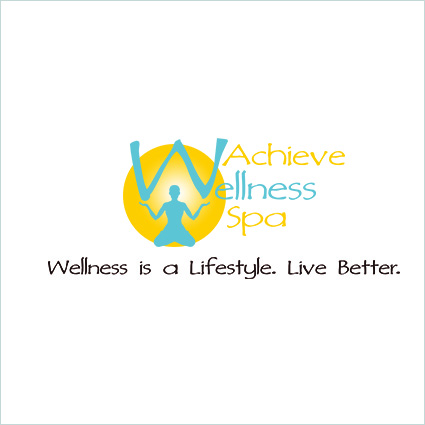 Achieve Wellness Spa Logo