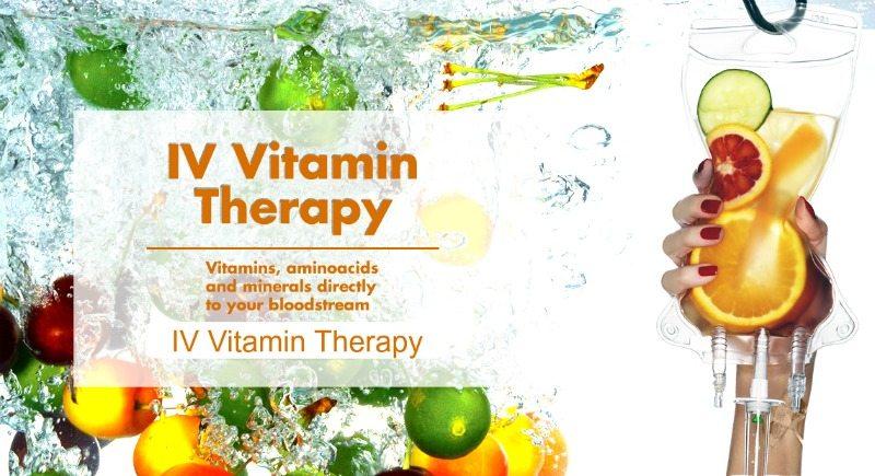 IV-Vitamin-Therapy